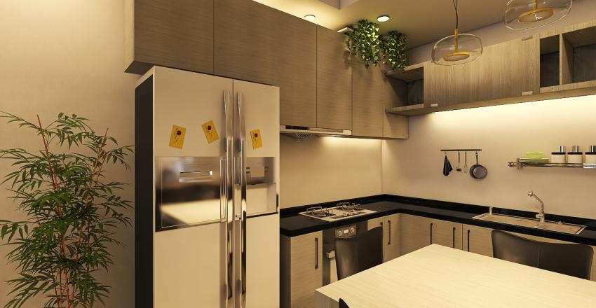 app. n° 2 (4 LOC. ed. I) Interior Design Render