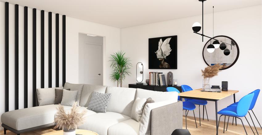DMOWSKIEGO 3/23 Interior Design Render