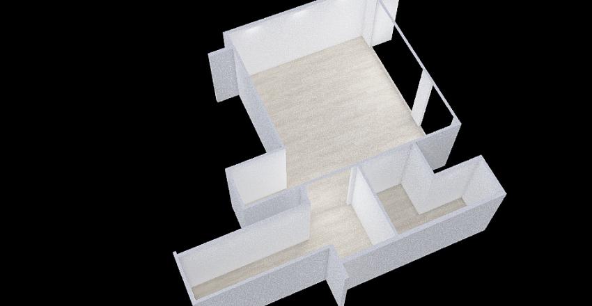 q4GreatRoom Interior Design Render