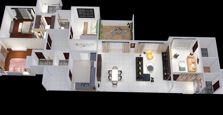 sushil kumar Interior Design Render