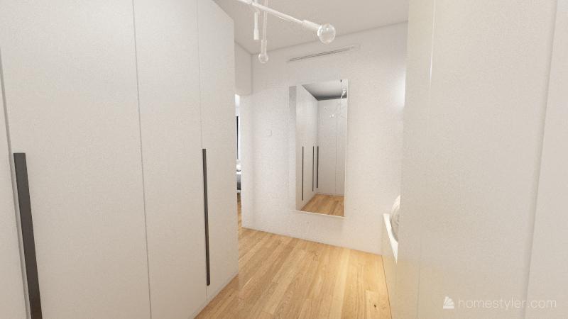 Villa Ko Poda Interior Design Render