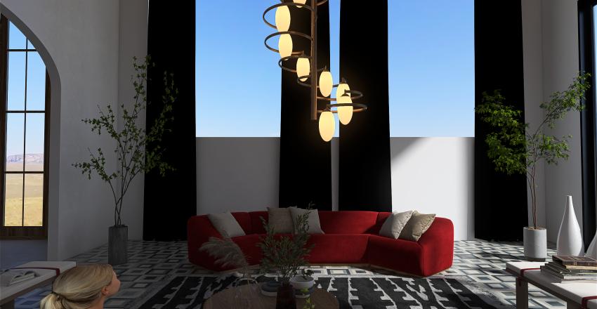 My Modern House Interior Design Render