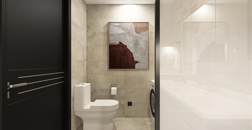 44 Sqm Interior Design Render