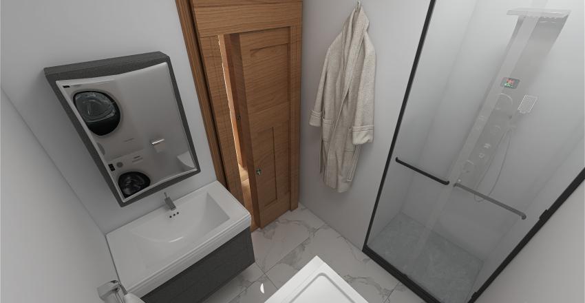 15_Abbiategrasso_Via Don Primo Mazzolari Interior Design Render