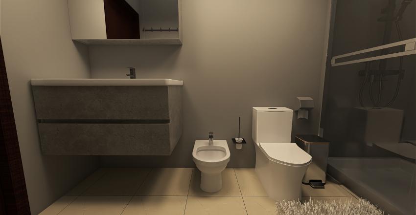VIVIENDA CADAQUÉS Interior Design Render