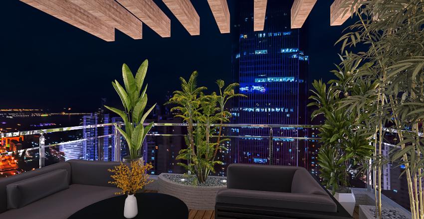 Modern Apartment 1 2021 Apr 20 Interior Design Render
