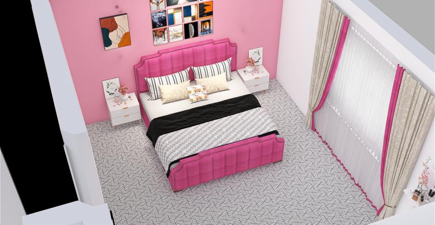 jasmineothman_Grey Interior Design Render