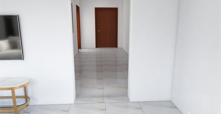 building ahouse Interior Design Render