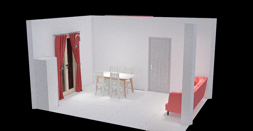 Caletta Interior Design Render