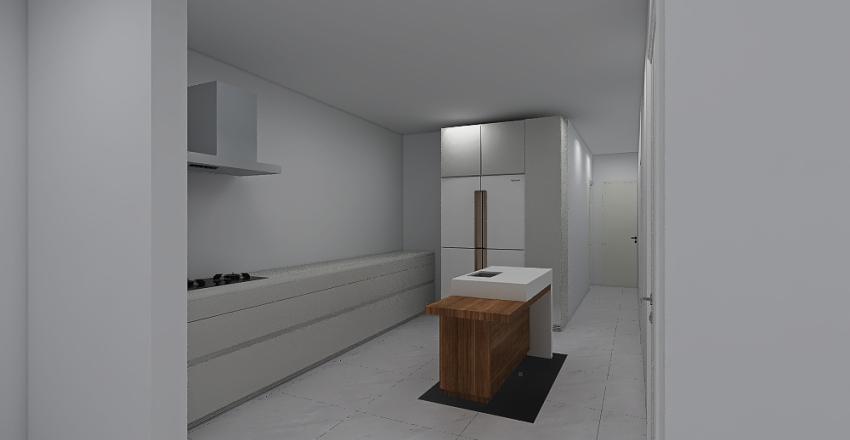 Apartment_1 Interior Design Render