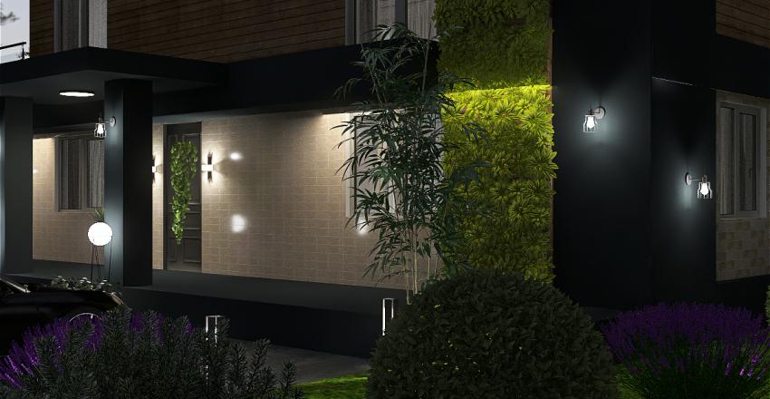 дом 1 Interior Design Render