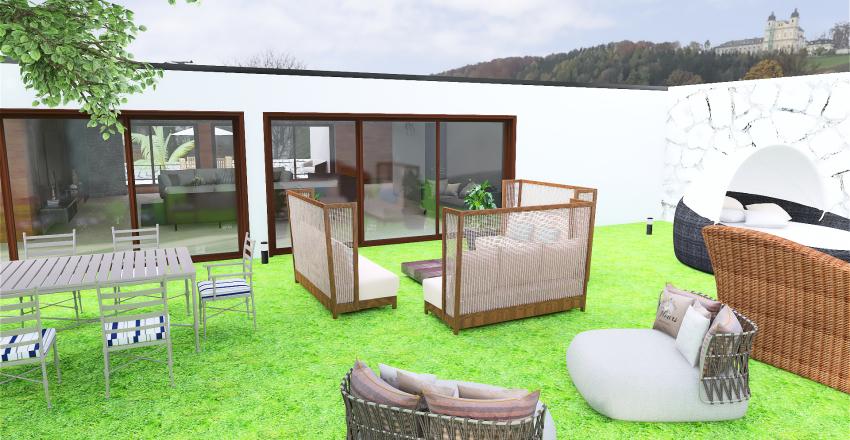 mansion moderna Interior Design Render