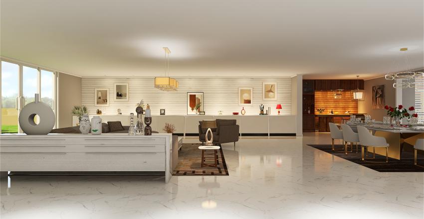 Casa Grande Interior Design Render