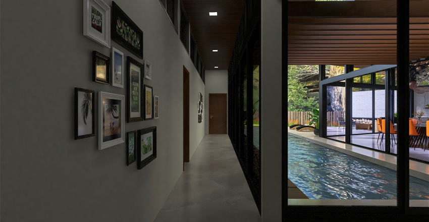 Welome to The Skypod! Interior Design Render