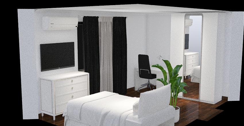 My final room Interior Design Render