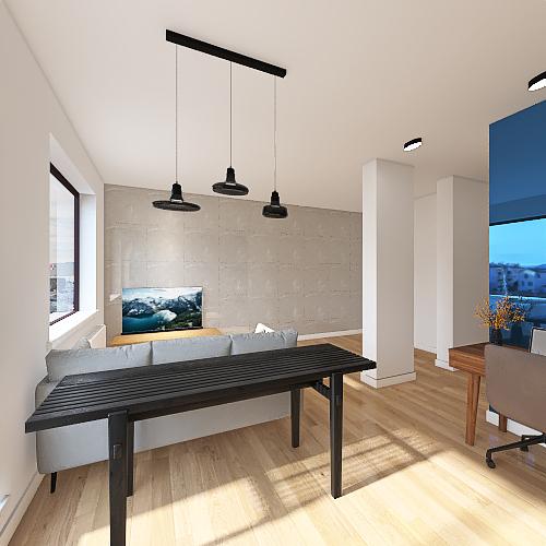 Copy of Salon3 Interior Design Render