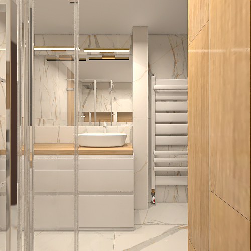 laz lubin - mirage JW01 Interior Design Render