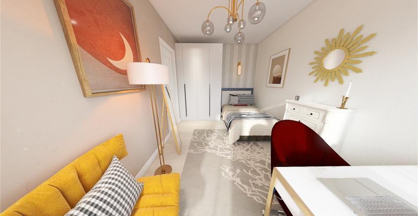 My room design Interior Design Render