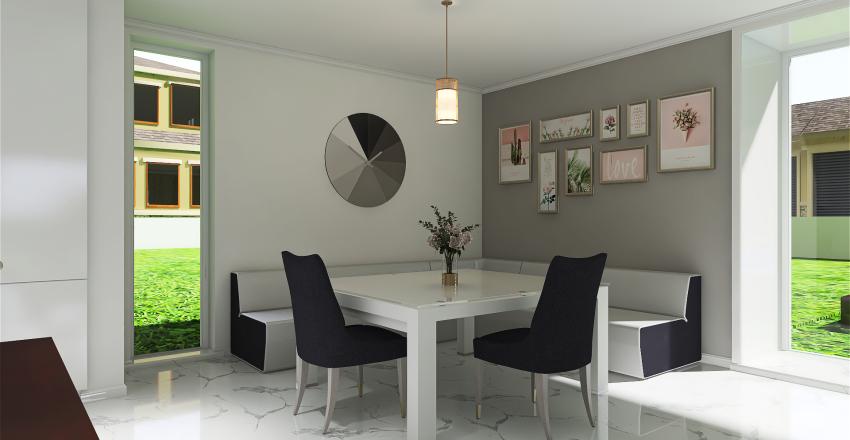 Proyecto 590 Interior Design Render