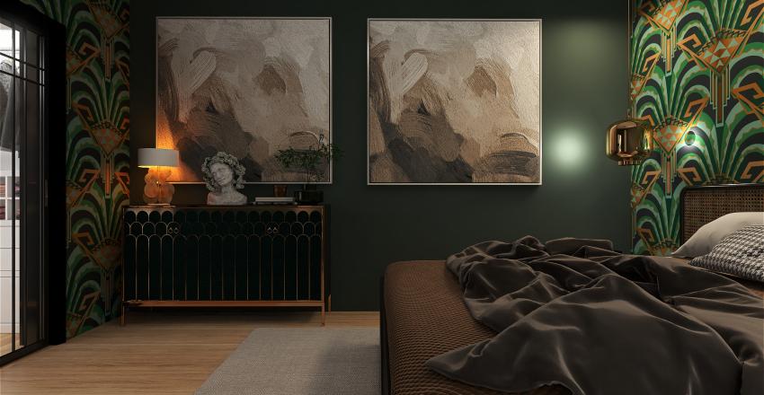 defgq Interior Design Render