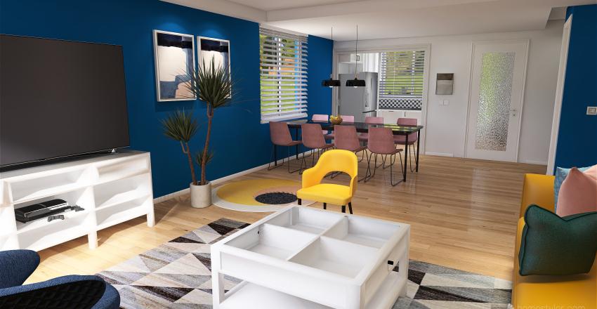 Home project Interior Design Render