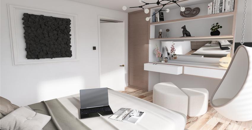 SYPIALNIA KOLORY ZIEMI...CDN. Interior Design Render