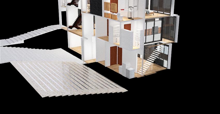 CASA SBS 29 Interior Design Render