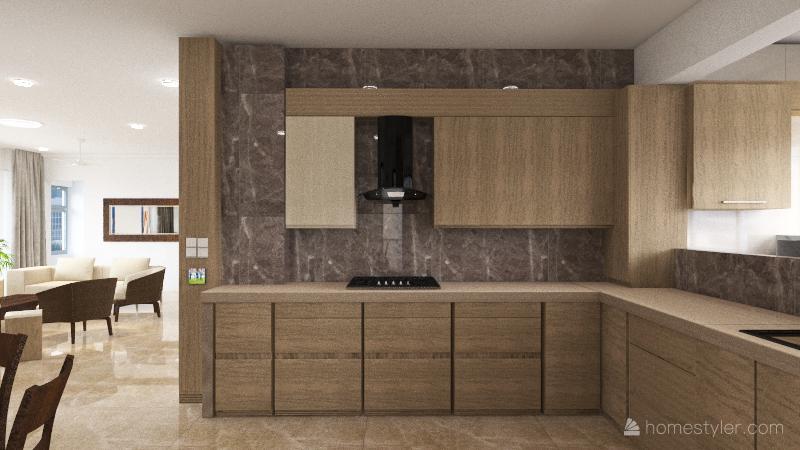 Grandezza Interior Design Render
