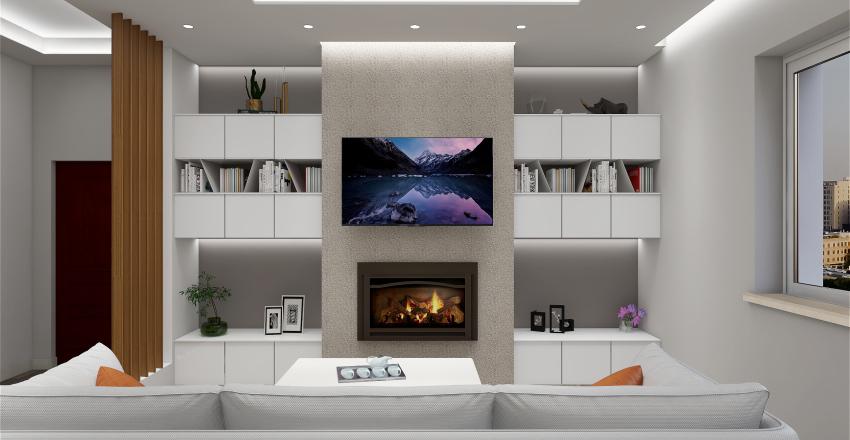 Loft F. Interior Design Render