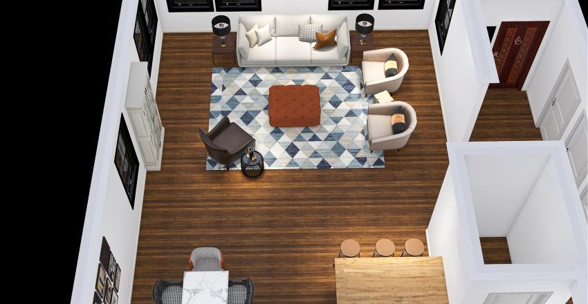 Pierce Plan Interior Design Render