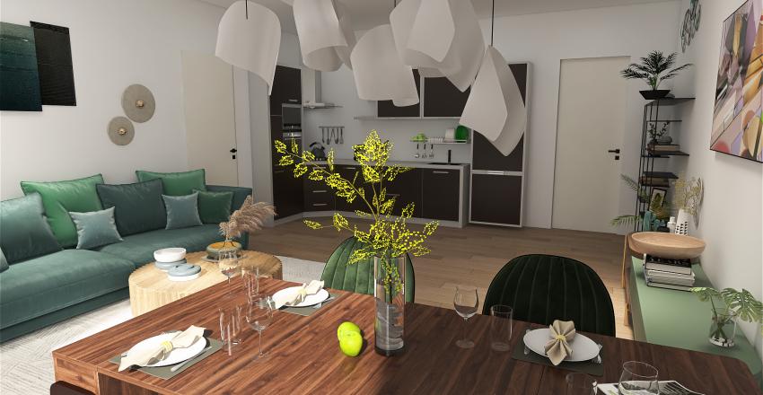 Copy of quadri Interior Design Render