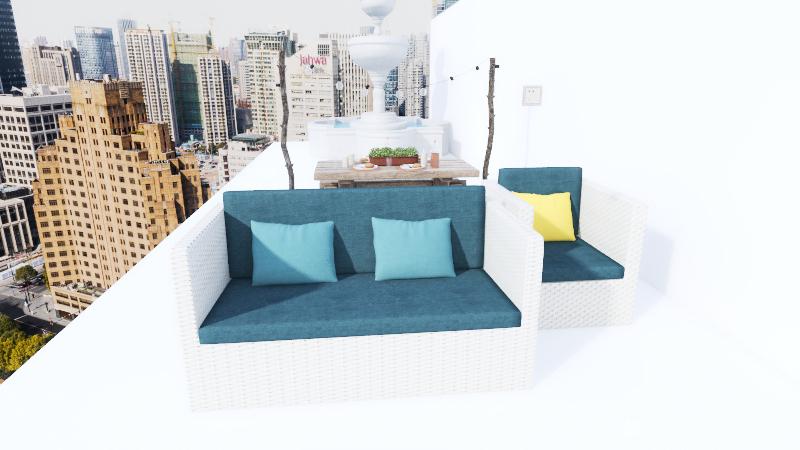 Needy House Interior Design Render