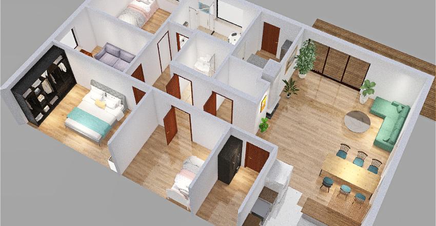 przy bukowej 29 GG Interior Design Render