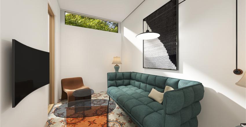 El Palomar Interior Design Render
