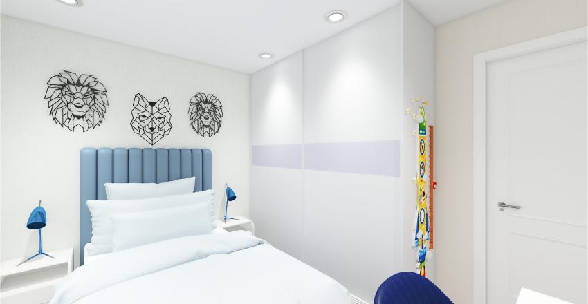 Marina Projecto final Interior Design Render