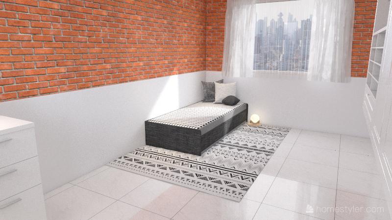 ANTP-room Interior Design Render