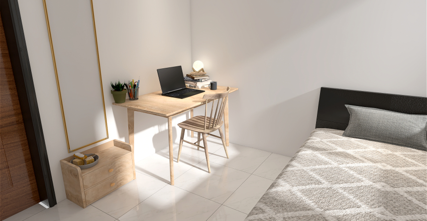 TJSR room Interior Design Render
