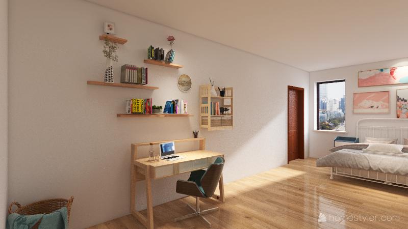 Cristal Interior Design Render