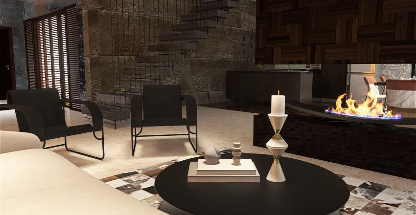 No Style, the HS Way Interior Design Render
