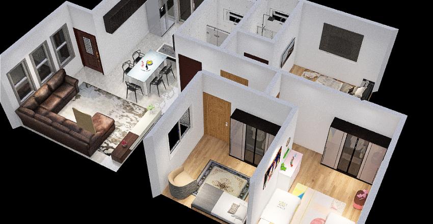 casa_tati Interior Design Render