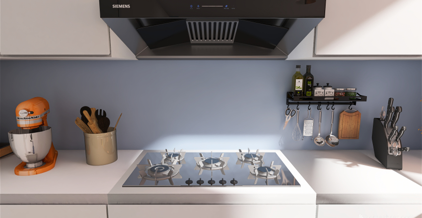 INDS 2500 Final Interior Design Render