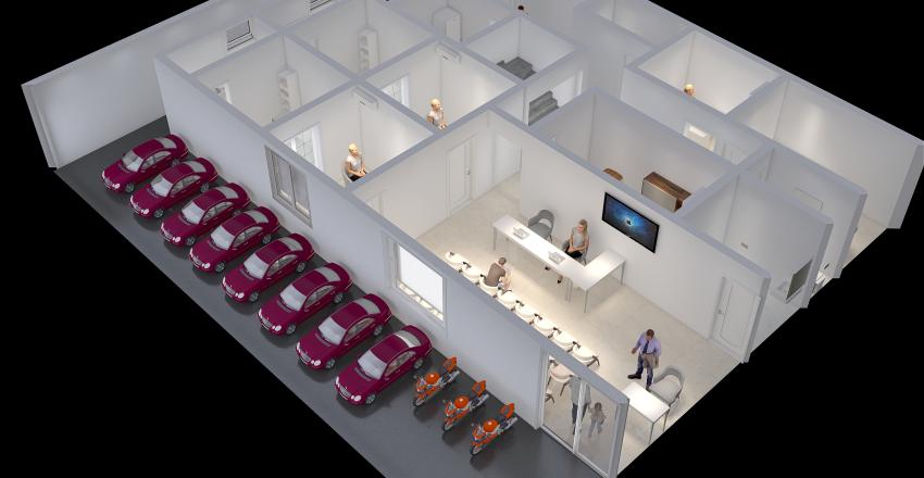 David_Alves_Bermudez_Arranjo_Fisico_P2-1_2020-2 Interior Design Render