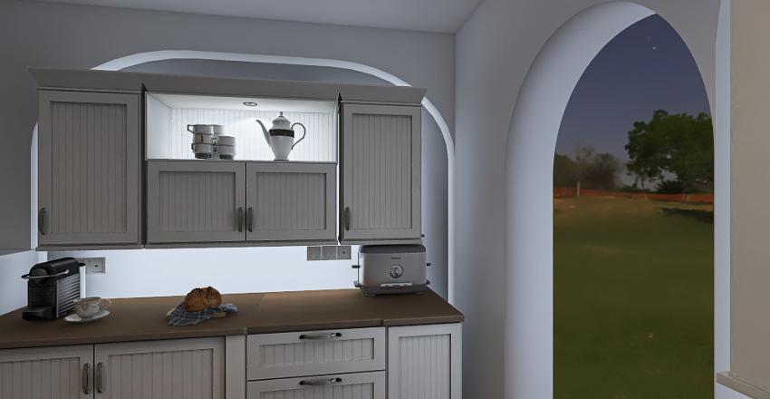 Bucatarie Nasa Interior Design Render