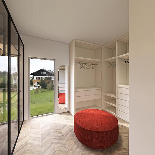 ekonomiczny Interior Design Render
