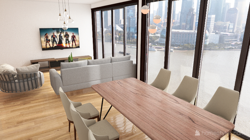 avance Interior Design Render