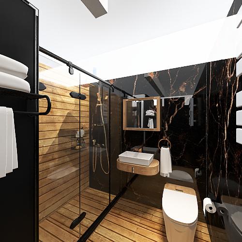 zmiana kuchni Interior Design Render