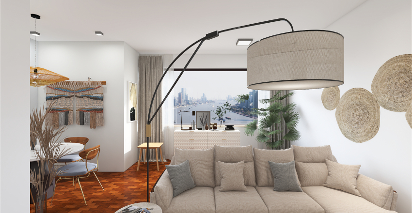 Giu Sala Interior Design Render