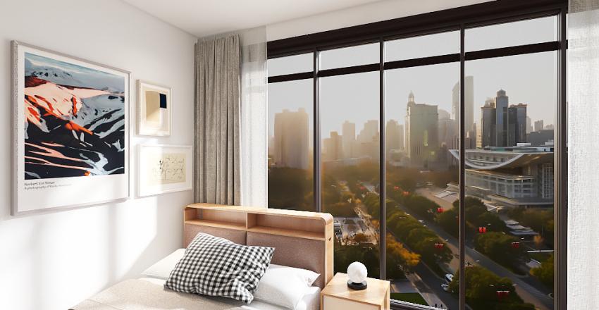 Bedroom 8 Interior Design Render