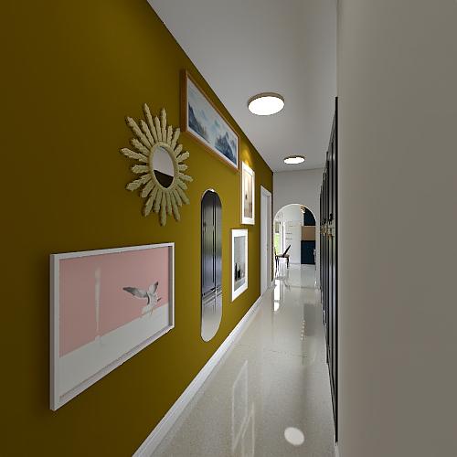 radosny 4 Interior Design Render