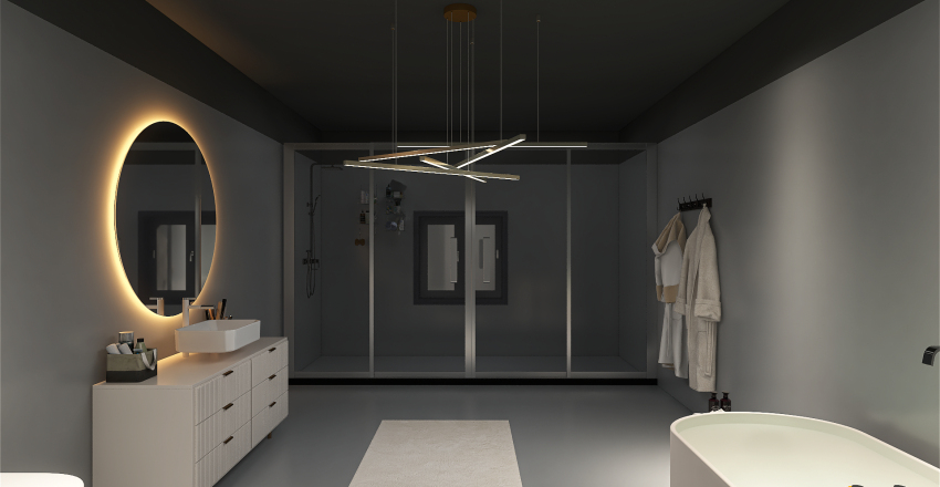 547, Flinders Lane, Melbourne AU Interior Design Render
